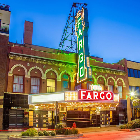 Fargo Theater in North Dakota